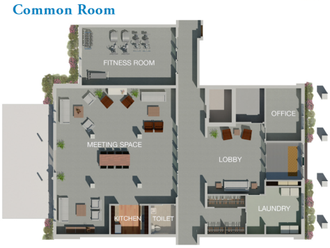 common-room